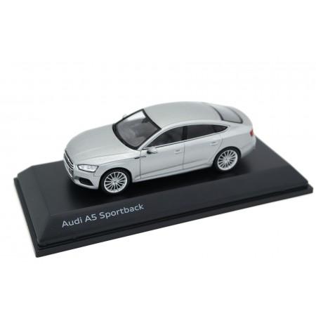 Spark Audi A5 Sportback F5 2016 - Floret Silver Metallic