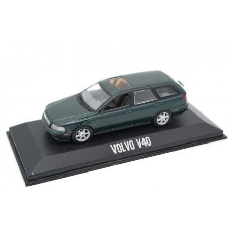 Minichamps Volvo V40 MK I 1996 - Forest Green Metallic