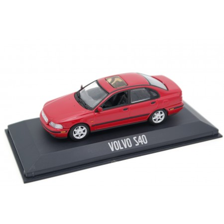 Minichamps Volvo S40 Saloon MK I 1996 - T-Red