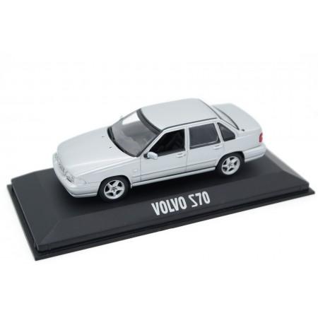 Minichamps Volvo S70 1998 - Mystic Silver Metallic