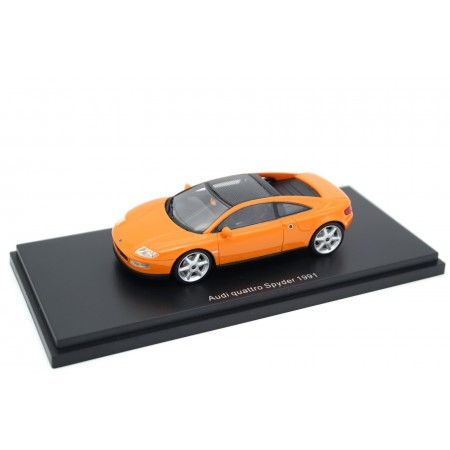 BoS-Models Audi Quattro Spyder 1991 - Orange