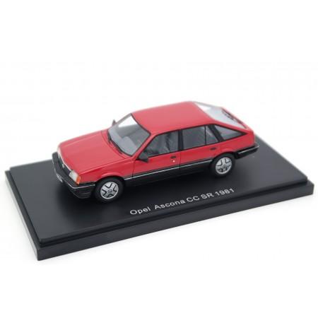 BoS-Models Opel Ascona C CC SR 1.8 S 1981 - Royal Red