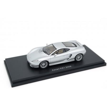 BoS-Models Ascari KZ1 2006 - Silver Metallic