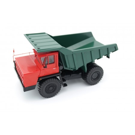 Nash avtoprom BelAZ-7522 1986 - Red/Yellow