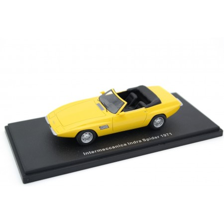 BoS-Models Intermeccanica Indra Spider 1971 - Bright Yellow