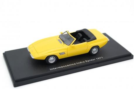 BoS-Models Intermeccanica Indra Spider 1971 - Bright Yellow