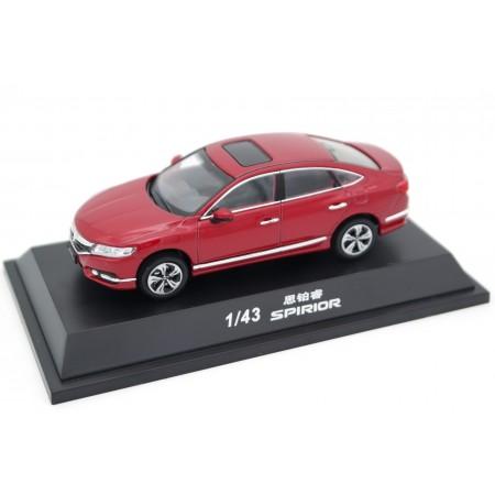 China Promo Models Honda Spirior II 2014 - San Marino Red