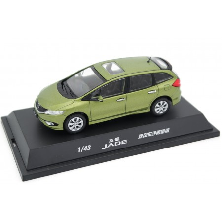 China Promo Models Honda Jade VTi FR4 2013 - Saturated Green Metallic