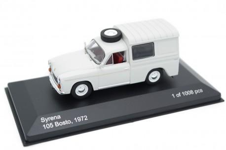 Whitebox FSO Syrena 105 Bosto 1972 - Light Grey