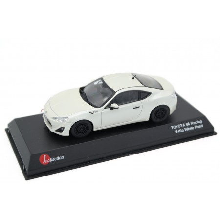J-Collection Toyota 86 Racing ZN6 2012 - Satin White Metallic