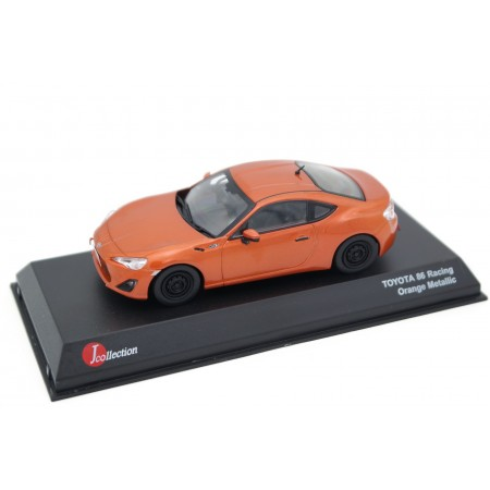 J-Collection Toyota 86 Racing ZN6 2012 - Hot Lava Metallic