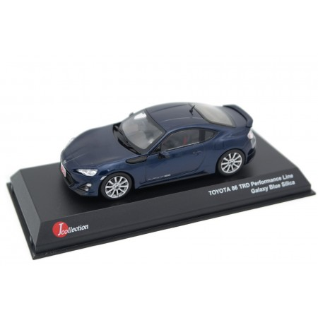 J-Collection Toyota 86 TRD Performance Line ZN6 2013 - Galaxy Blue Silica