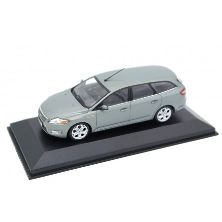 Minichamps Ford Mondeo Turnier Mk.4 BA7 2007 - Thunder Grey Metallic