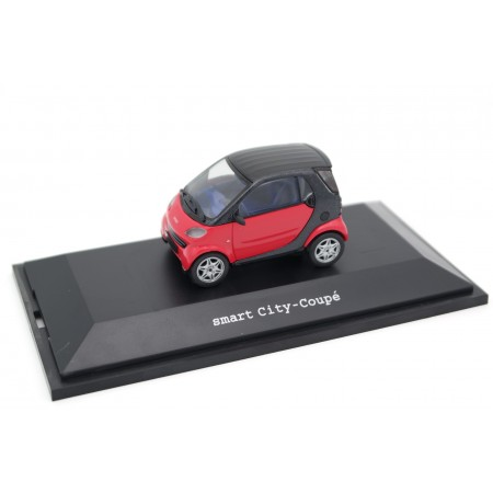 Herpa Smart City-Coupé C450 2003 - Mad Red
