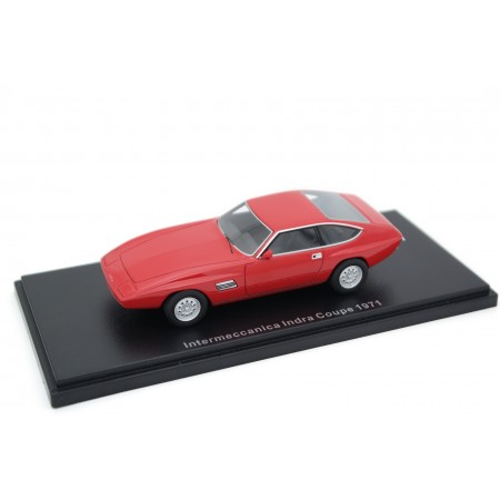 BoS-Models Intermeccanica Indra Coupe 2+2 1971 - Monza Red