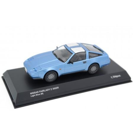 Kyosho Nissan Fairlady Z 300ZR Z31 1984 - Bright Blue Metallic