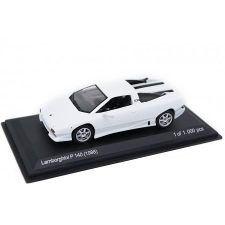 Whitebox Lamborghini P140 1988 - Impact White