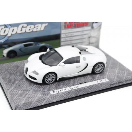 Minichamps Bugatti Veyron EB 16.4 2009 - Solid White