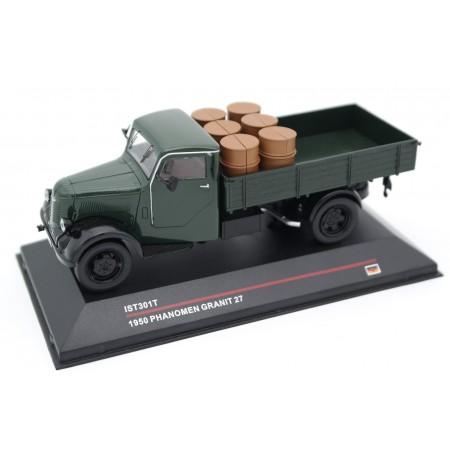 IST Models Phänomen Granit 27 1950 - Dark Green