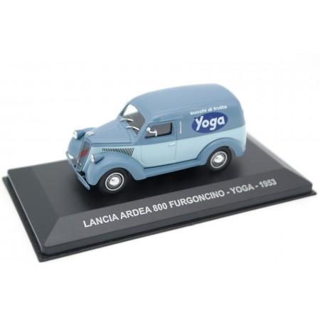"Altaya Lancia Ardea 800 Furgoncino ""Yoga"" 1953 - Grey Blue/Light Blue"