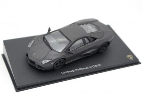 Altaya Lamborghini Reventón 2007 - Mid Opaque Matt Grey