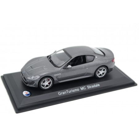 Whitebox Maserati Granturismo MC Stradale 2011 - Grigio Granito Metallic
