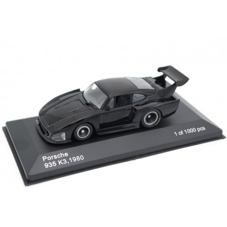 Whitebox Porsche 935 K3 1980 - Black