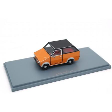 BoS-Models AWS Shopper 1971 - Orange/Black