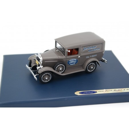 Motorhead Ford Model A Panel Delivery Van 79B 1931 - Icricho Motors Genuine Ford Parts