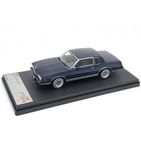Premium X Chevrolet Monte Carlo IV 1981 - Dark Blue Metallic