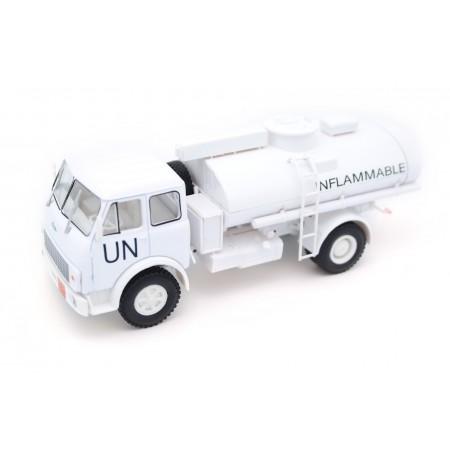 Наш автопром МАЗ-5334 АЦ-8 ООН 1977 - Белый
