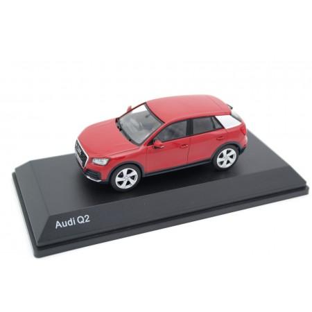 iScale Audi Q2 GA 2016 - Tango Red