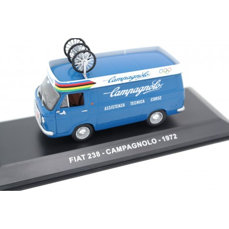 "Altaya Fiat 238 ""Campagnolo"" 1972 - Blue"