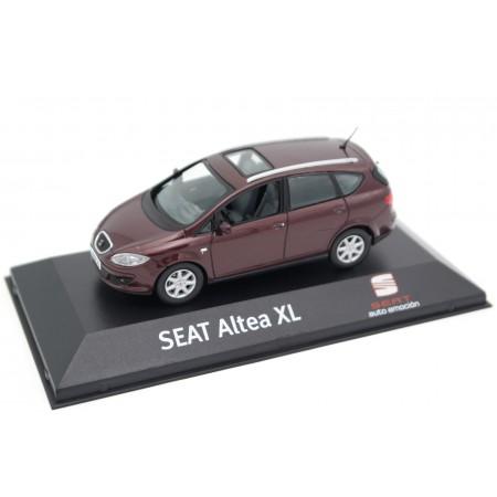 IXO Seat Altea XL TDI 5P5 2006 - Dehli Red Metallic
