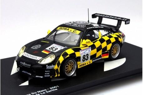 Altaya Porsche 911 GT3 RS 2001