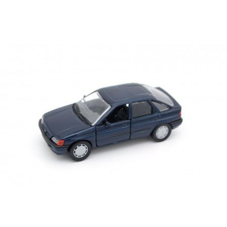 Schabak Ford Escort Ghia Mark 5 5-door Hatchback 1990 - Twilight Blue Metallic Z