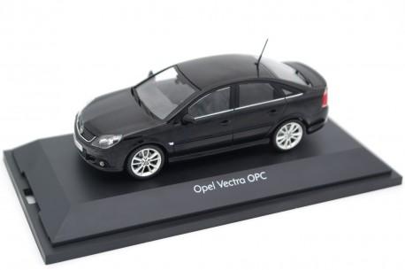 Schuco Opel Vectra C OPC 2.8 V6 Turbo 2006 - Sapphire Black Metallic