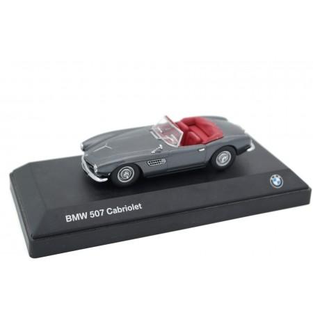 Minichamps BMW 507 Cabriolet 1956 - Grey Metallic