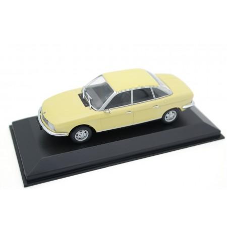 Maxichamps NSU Ro 80 1972 - Corona Yellow