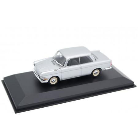Maxichamps BMW 700 LS Luxus 1962 - Polaris Metallic