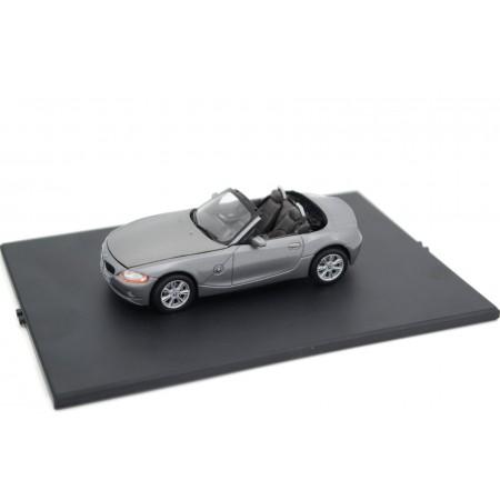 Norev BMW Z4 Roadster E85 2002 - Sterling Gray Metallic Z