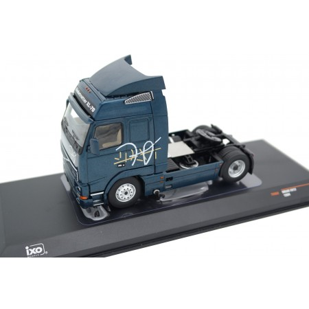 IXO Volvo FH-12 Globetrotter XL-70 Anniversary Edition 1998 - Dark Green Metallic