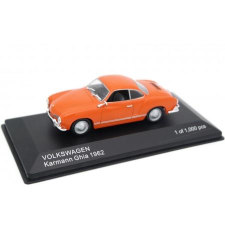 Whitebox Volkswagen Karmann Ghia Coupé Typ 14 1962 - Bright Orange