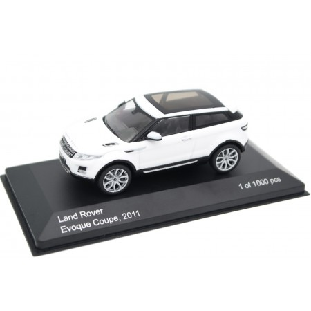 Whitebox Range Rover Evoque Coupé SD4 4WD Prestige L538 2011 - Fuji White