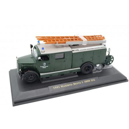 Yat Ming Magirus-Deutz S 3000 SLG LF15 Freiwillige Feuerwehr Mainleus 1942 - Green