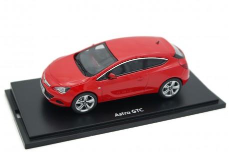 Motorart Opel Astra J GTC 2011 - Power Red