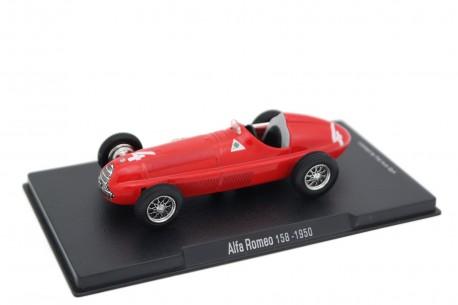 """Atlas Alfa Romeo 158 #4 """"SA Alfa Romeo"""" World Champion Formula 1 1950 - Giuseppe Farina"""
