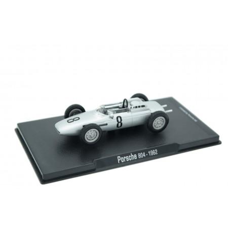 "Atlas Porsche 804 #8 ""Porsche System Engineering"" 1962 - Dan Gurney"