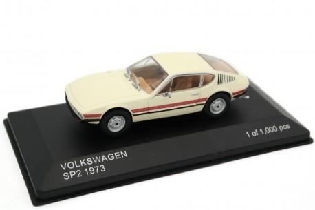 Whitebox Volkswagen SP2 1973 - Branco Lotus