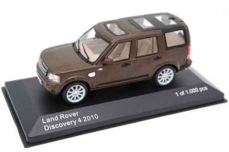 Whitebox Land Rover Discovery 4 TDV6 HSE L319 2010 - Nara Bronze Metallic